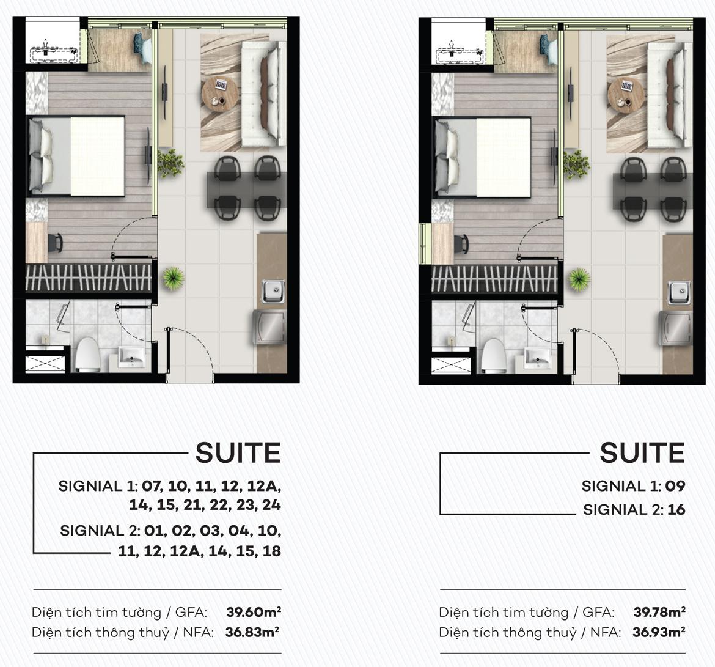 hiết kế chi tiết dự án căn hộ Signial quận 7 đường Hoàng Quốc Việt