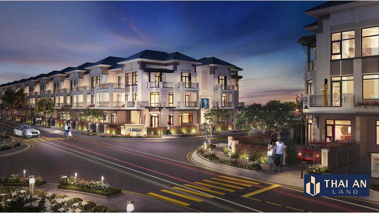 Dự án nhà phố biệt thự Verosa Park Khang Điền